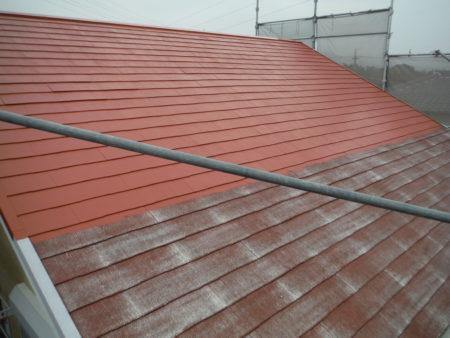 屋根塗装3